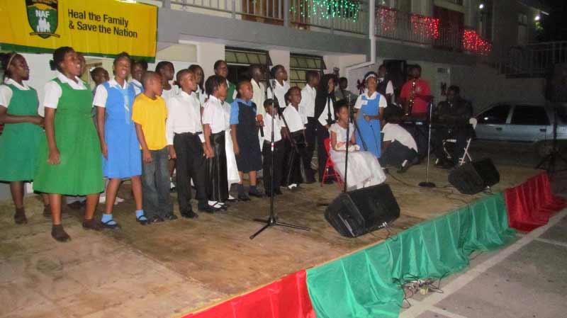 NAF Christmas Event