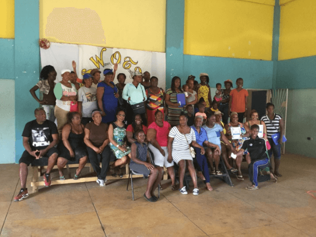Group Pic - Strong Women Ministry - Operation Save Jamaica