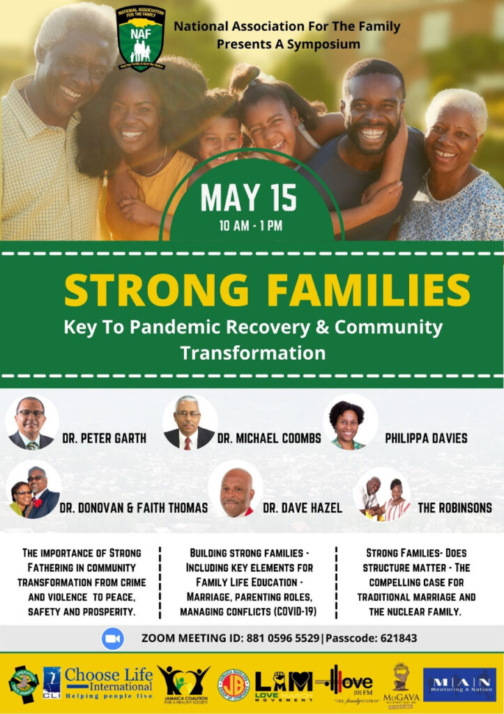 NAF and OSJ - Strong Families 2021